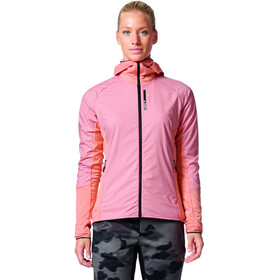adidas TERREX Skyclimb Fleece Hoodie Women tactile rose
